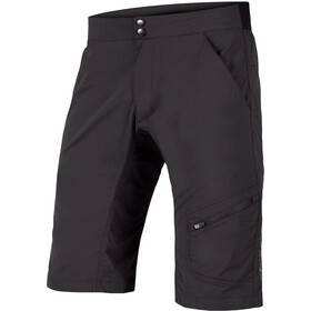 Endura Hummvee Lite Shorts with Liner Men, black